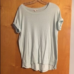 GAP Lightweight Short Sleeve Knit Shirt ~ L